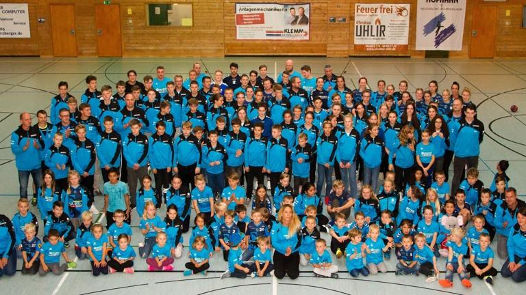 Bus f.d. Handballjugend d.SG Kaufbeuren/Neugablonz