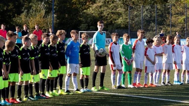 Ausstattung Jugendakademie des FC Hertha Wiesbach