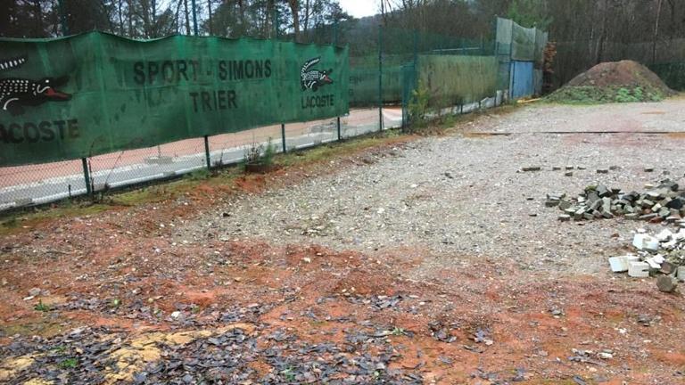 Pflasterarbeiten Außenanlage Sportanlage Heide