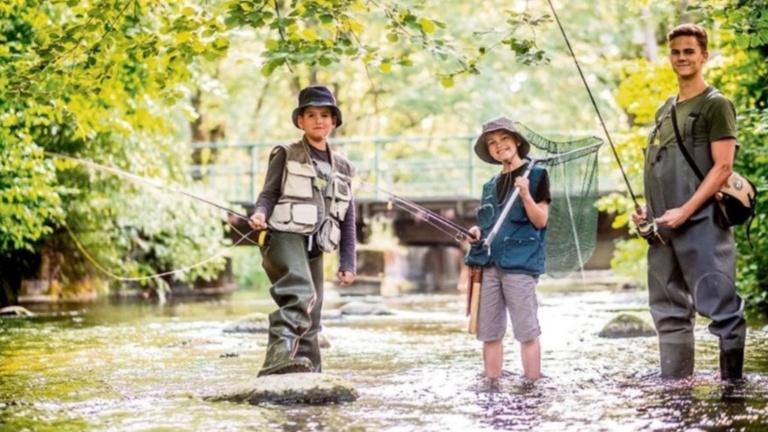 Ersthelfer-Ausstattung Fischereiverein