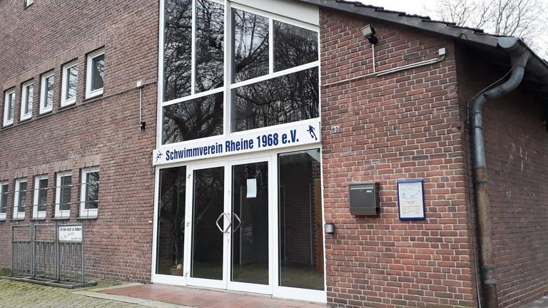 Renovierung des Vereinsheims