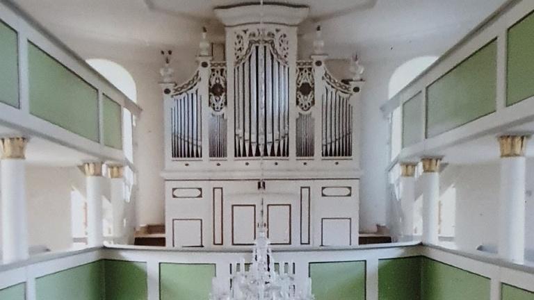 Strom für Sachsgrüner Kirche