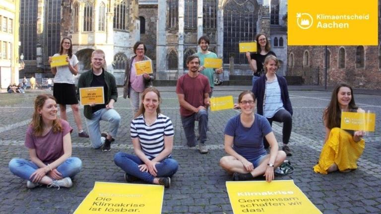 Klimaentscheid Aachen - Aachen klimaneutral 2030