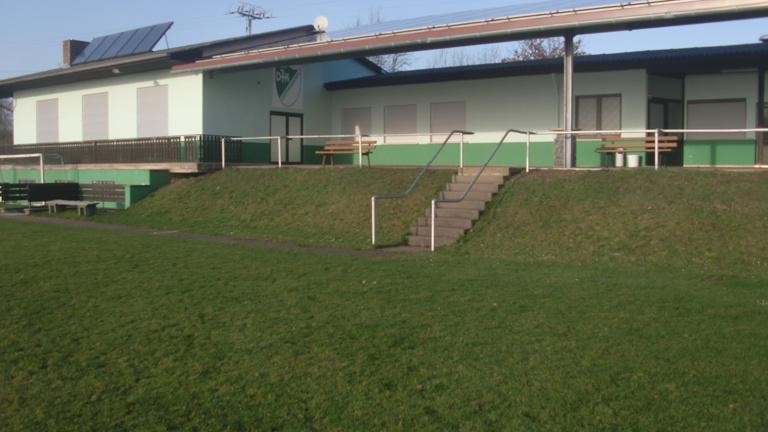 Brunnen für die Sportplatzbewässerung