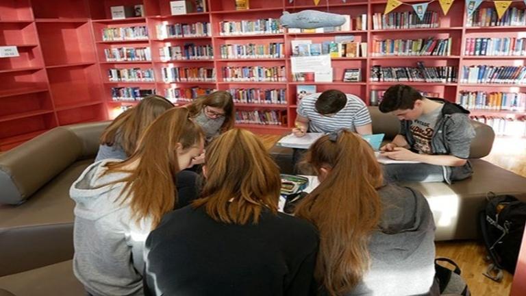 (Er)Lebensort Bibliothek/Arbeitsraum St. Mätthi