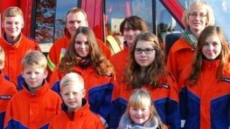 Fahrzeug für die Jugendarbeit in der Feuerwehr Leeseringen