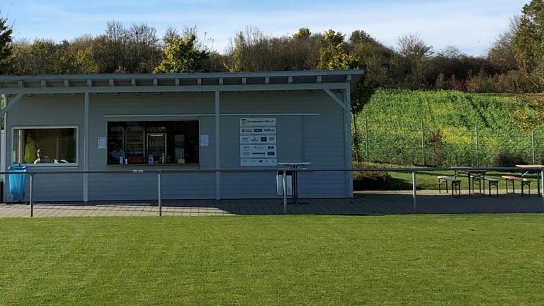 Ein Dach für die SKV Rutesheim