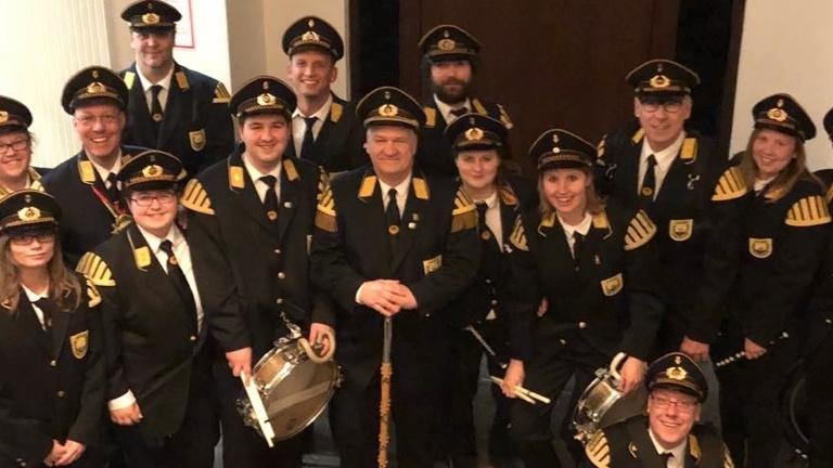 Neue Instrumente für das Trommler- und Pfeiferkorps Aachen-Burtscheid