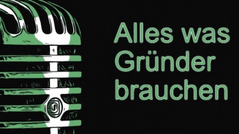 GruenderCast - die Podcast-Reihe für GründerInnen
