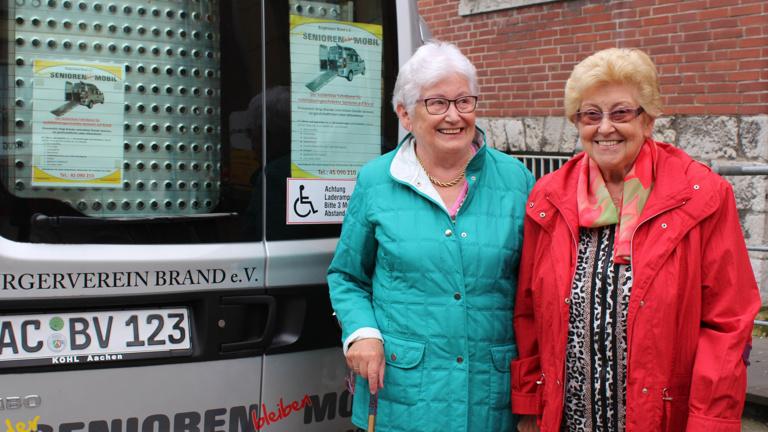 """""""Brander Senioren bleiben mobil"""""""