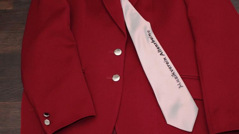 Neue Krawatten