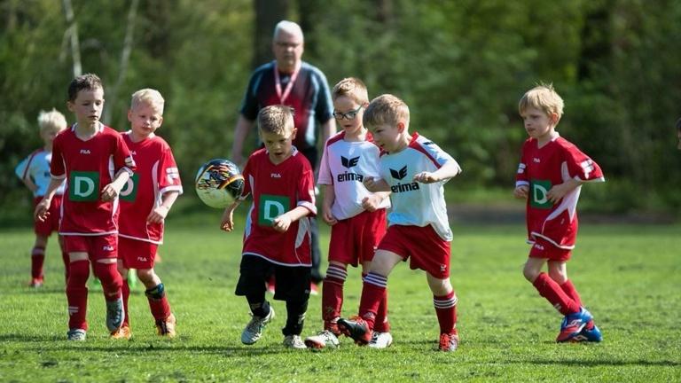 Förderung des Jugendfußballs in der SG Sottrum