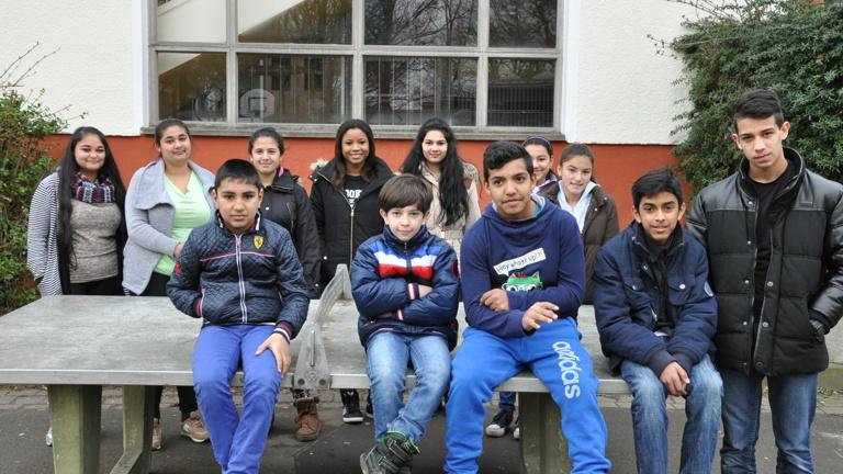 Bildungspaten für Soester Flüchtlinge