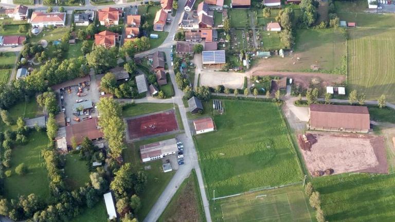 LTV Gauerstadt - Sanierung Sportheimdach