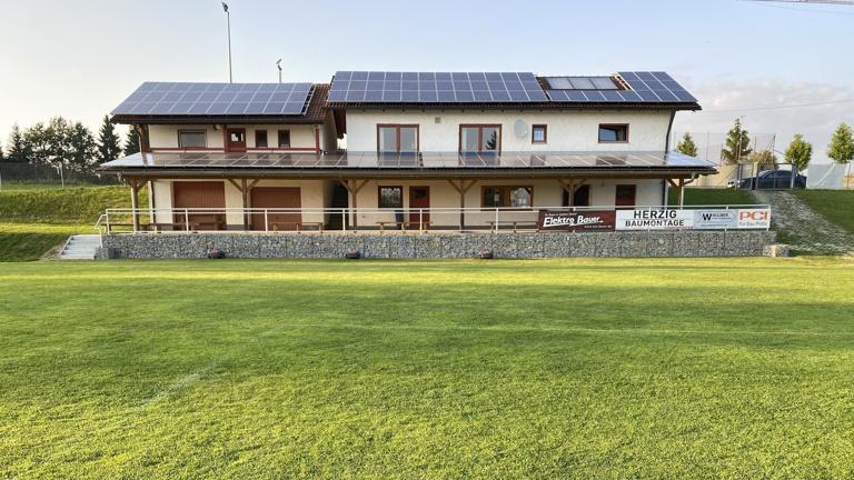 Modernisierung Vereinsheim