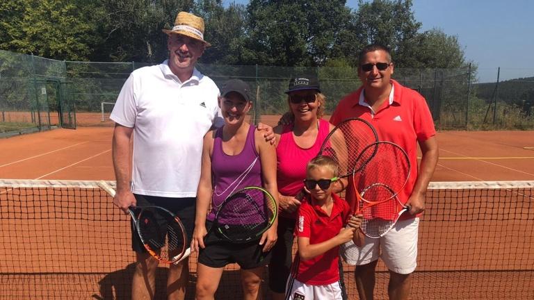 Neue Tennisplätze für Marienheide und Umgebung