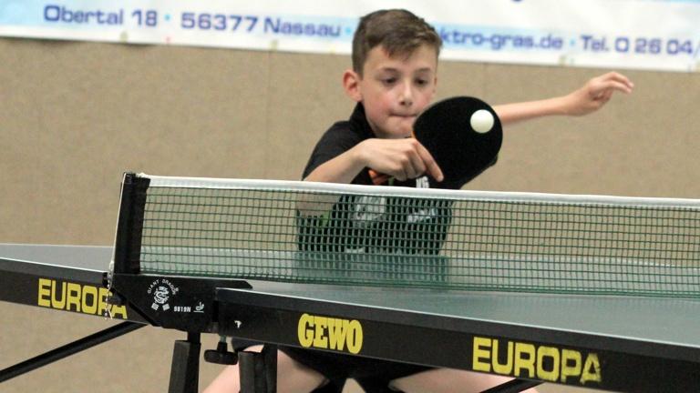 Tischtennis-Material für die Jugendarbeit TTFOWW