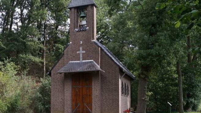 Neugestaltung des Außengeländes der Kapelle in GK-Beeck