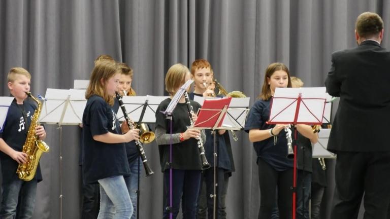 Neue Klarinetten für die Jugendausbildung