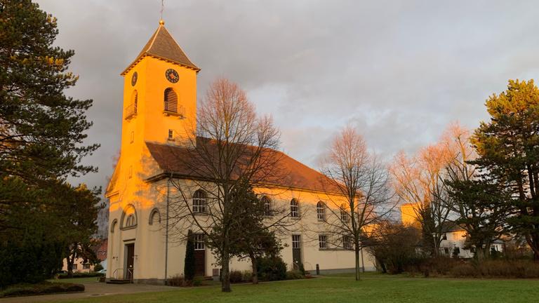Neue Audiotechnik in der Evangelischen Kirche Friedrichstal