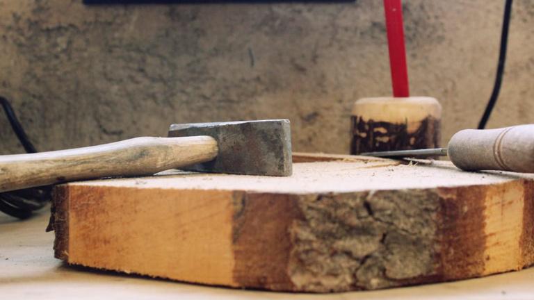 Eröffnung der Mitmach-Werkstatt Nagel und Faden