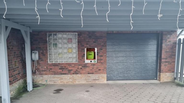 AED Standort: Wulfstraße 8