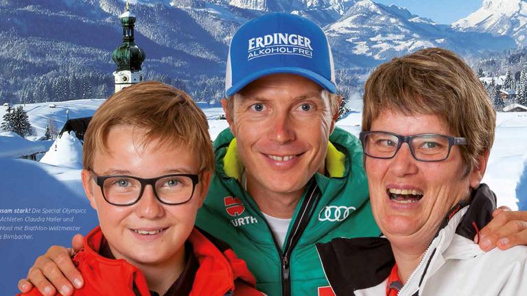 Special Olympics Patenprojekt Reit im Winkl
