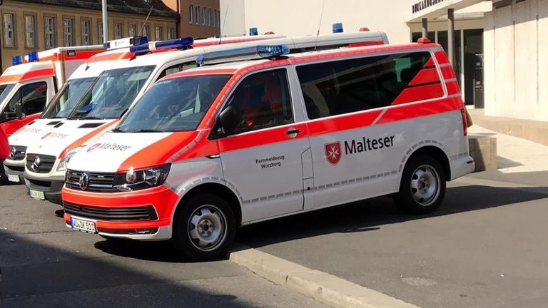 Anschaffung eines neuen Fahrzeugs - Malteser Rottendorf