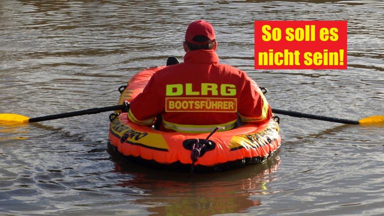 Rettungsboot für die DLRG Lahnstein