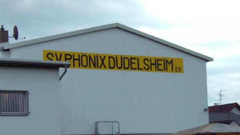 Umbau Vereinsräume des SV Phönix Düdelsheim