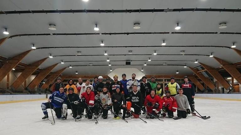 Eishockeyschutznetze SV Baiersbronn