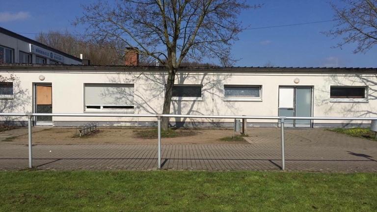 Neue Kabinen fürs Buchenwaldstadion