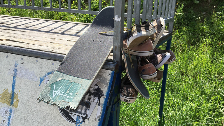 Skateplaza Naila - Bau einer modernen Skateanlage