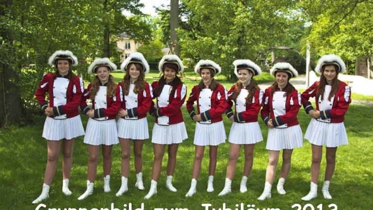 Neue Uniformen für unsere Prinzengarde