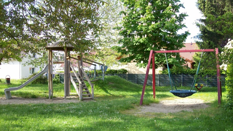 Umgestaltung Spielplatz Feldkirch