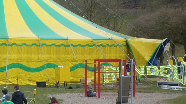 Rondel - Zirkus für GGS Winterscheid-Schönenberg