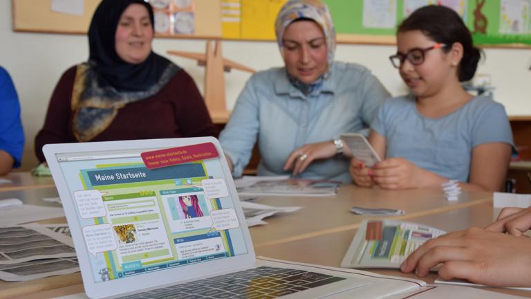 Medienpädagogische Fortbildungen für Familien
