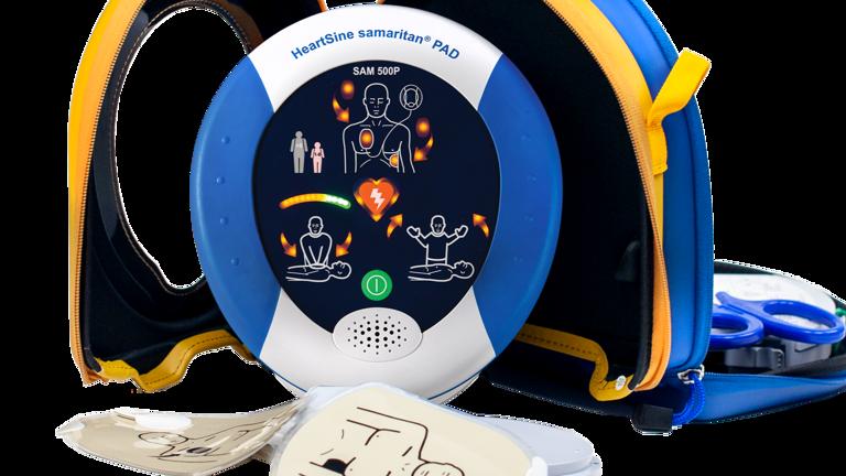 2 Defibrillatoren für die SG Götzenhain