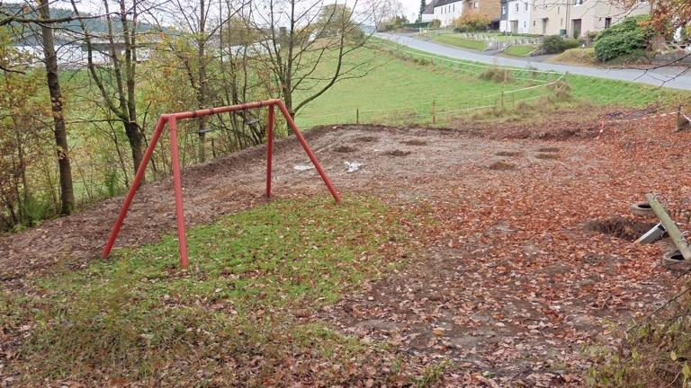 Kinderspielplatz Alte Heide