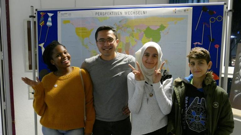 Workshops Demokratieförderung junger Zugewanderter