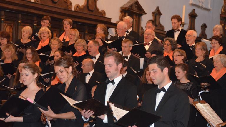 """""""Die Schöpfung"""" von Joseph Haydn, Jubiläumskonzert des Kammerchor"""