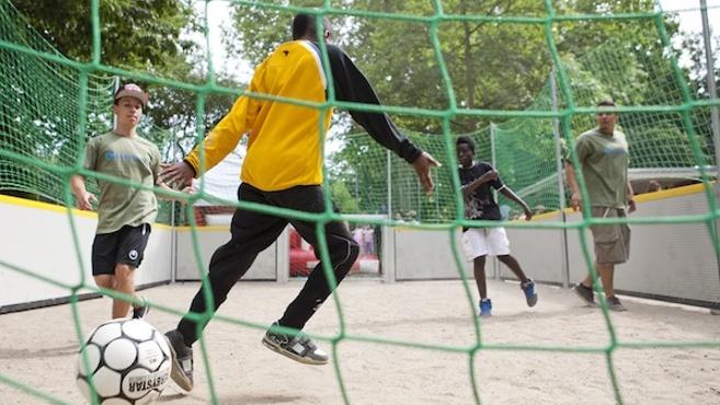 Integrative Fußball AG