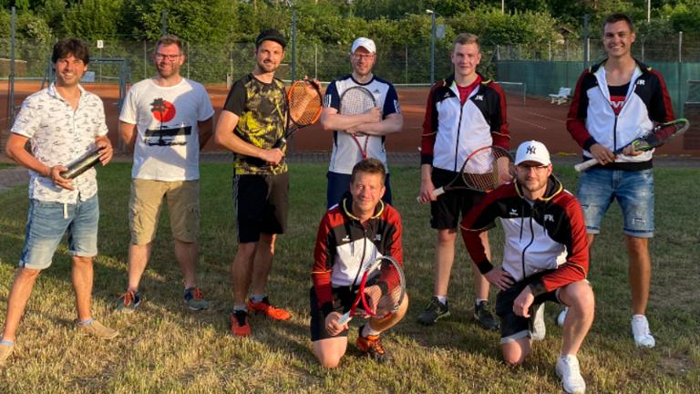 Tennisclub Lingenfeld -WIR schaffen das-