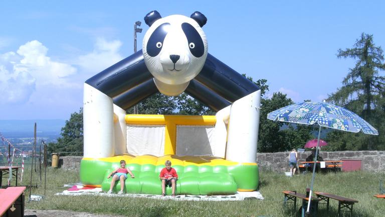 Ein Panda für Südbaden