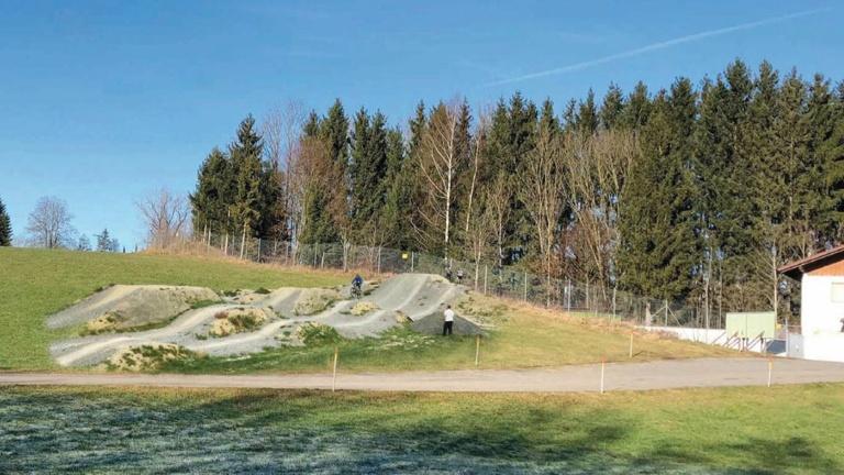 Bikepark in Kißlegg