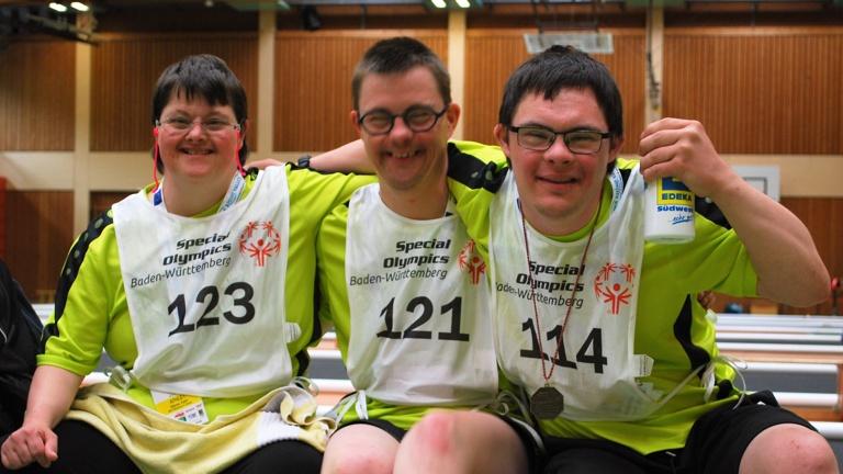 Auf zu den Special Olympics 2018 nach Kiel!