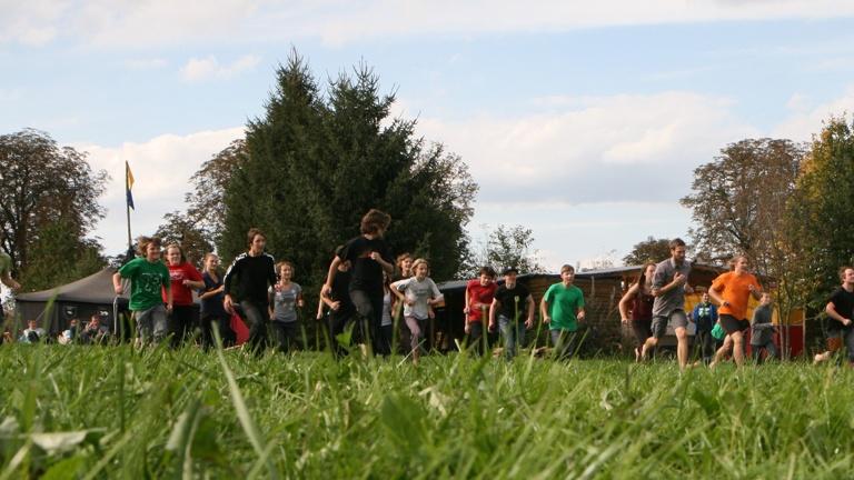 Pfadfinden - naturnahe Kinder- und Jugendarbeit