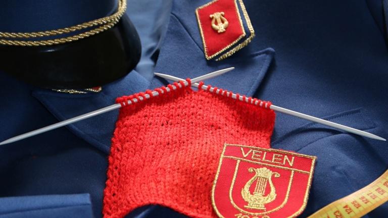Neue Uniformen für den Musikverein Velen 1900 e.V.