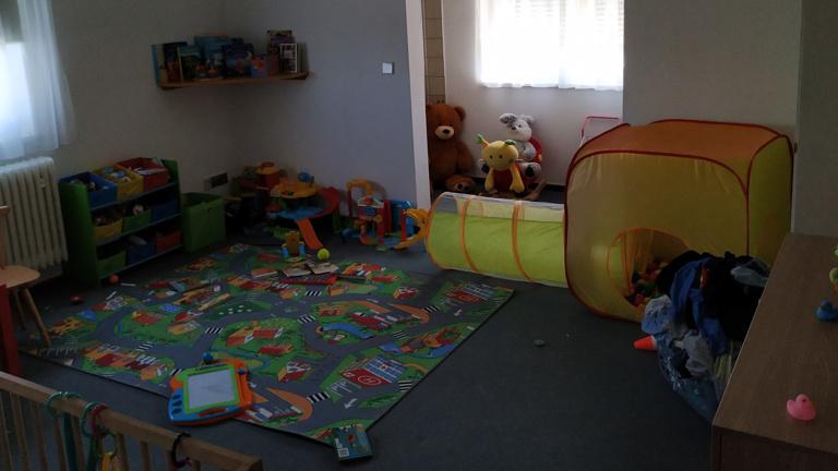 Renovierung Eltern-Kind-Apartment / LZ Feldsonne