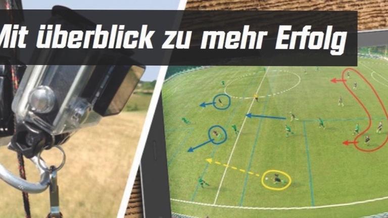 Analyse- und Spielbeobachtungssystem Coaching eye